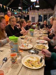 Eten op Maarssen 2019-2020