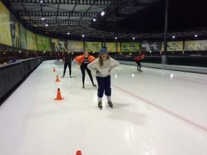 Schaatsen bij Softijs 2016